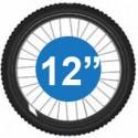 "12"" 2-4 roky (95-115cm)"