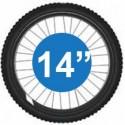 "14"" 2-4 roky (105-118cm)"